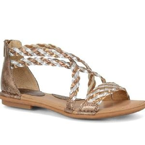 B.O.C. Candee Gladiator Sandals NEW 7